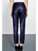 TROUSERS WITH GOLD ZIP