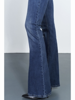 'BEAT' BOTTOM-UP TROUSERS