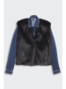 """'RIDER"""" JACKET WITH GILET"""