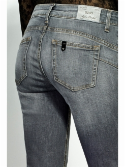 """FABULOUS"" BOTTOM-UP JEANS"
