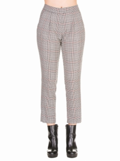 PANTALONE PACHINO IN CHECK